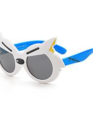 cheap -1pcs Kids / Toddler Unisex Active / Sweet Cartoon Glasses White / Black / Blue