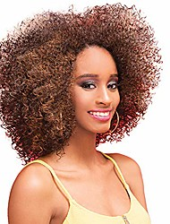 cheap -retro glam& vibe clip-in u-type wig - 4a agnes (m.black purple)