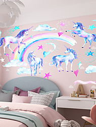 cheap -Animals Wall Stickers 3D Wall Stickers Decorative Wall Stickers, PVC Home Decoration Wall Decal Wall Decoration 1pc