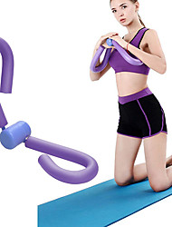 cheap -Thigh Brace / Leg Brace Thigh Trimmer 1 pcs Sports Spring steel wire EVA Home Workout Yoga Gym Workout Portable Non Toxic Stretchy Strength Training Durable Leg Shaping Pelvic Floor Muscle and Inner