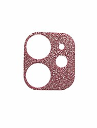 cheap -camera lens protector for iphone 11 ,sunvy glitter ultra-thin alloy film for apple lens screen iphone 11 (pink)