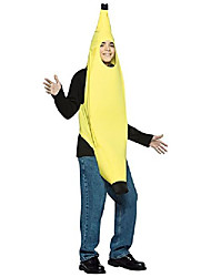 cheap -teen banana halloween costume, one size