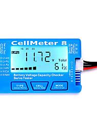 cheap -Digital battery capacity tester reinforced concrete watt hour meter digital battery capacity check balance tester