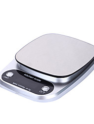 cheap -Digital Kitchen Scale 10kg Food Scale Multifunction Weight Scale Electronic Baking & Cooking Scale with LCD Display Silver