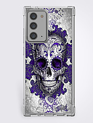 cheap -Skull Case For S20 Plus S20 Ultra S20 Unique Design Protective Case Shockproof Back Cover TPU