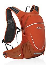 cheap -hydration lightweight vest pack backpack with 2l water bladder fits hiking,cycling,climbing,camping, biking,marathon, running for men women(black/lemon green)