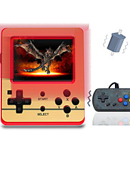 cheap -520 Games in 1 Handheld Game Player Game Console Rechargeable Mini Handheld Pocket Portable Support TV Output with Gamepad Classic Theme Retro Video Games with 3 inch Screen Kid's Adults' Men and