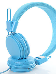 cheap -Macaron Colorful EP05 Foldable Headphone Children Headsets Portable Wired Headband Game Stereo Kids Earphone Mic Music Girls