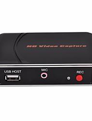 cheap -EZCAP-tarjeta De Captura De Vdeo HD 1080P 30fps HDMI Captura De Juegos Con Micrfono Para Blue Ray Decodificador De Seal Ordenador Caja De Juegos