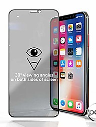 cheap -privacy screen protector for iphone 11 and iphone xr, 6.1-inch anti spy tempered glass film, installation cleaning kit included