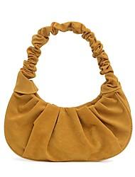 cheap -Women's Bags Top Handle Bag Hobo Bag Date Going out Handbags Wine Black Yellow Blushing Pink