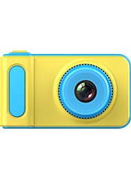 cheap -Portable Kids Mini Digital Camera Chirld 2 Inch Cartoon Cute Camera Toys Children Birthday Gift HD Toddler Toys Camera