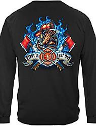 cheap -fire department t shirt add-ff2063lsxl