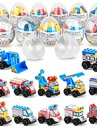 cheap -12 pack different pull back vehicles cars for kids,construction toys sets,engineering car building educational toys for boys, cement mixer truck,bulldoze excavator dump truck model kit