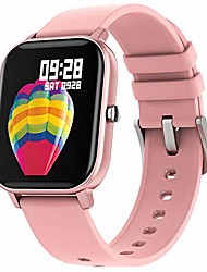 cheap -Smart Watch for Android Phone iPhone Compatible, IP67 Waterproof Bluetooth Fitness Tracker Heart Rate Blood Oxygen Pressure Sleep Monitor, Call Message Reminder Pedometer Calorie Counter for Men Women