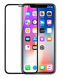 cheap -[2 pack] iphone xr 6.1 2018 screen protector  tempered glass 10d hd shatterproof anti-scratch self-adhere full cover easy to install for apple iphone xr 2018 a2105 a1984 a2107 a2108 a2106 [10d]