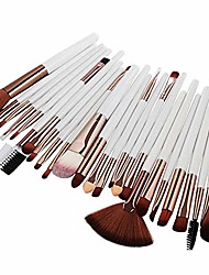 cheap -make up brushes, 2020 valentine's day surprise best gift for girlfriend lover wife party under 5 free delivery 25pcs cosmetic makeup brush blusher eye shadow brushes set kit