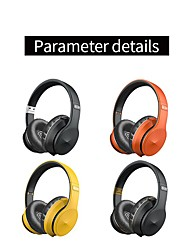 cheap -Bluetooth 5.0 Wireless Foldable Over-Ear Headphone Stereo High Quality Sound Support TF Card Heavy Bass With Mic Gaming Headset