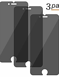 cheap -3 pcs privacy screen protector for apple iphone x/iphone xs/iphone 11 pro, anti-spy screen protector 3d tempered glass phone film
