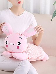cheap -1Pc Mother's Day 520 Gift Massage Pillow Doll Cuddle Bear Plush Toy Cute Pillow Creative Gift Birthday Present