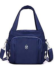 cheap -crossbody bag for women tote shoulder handbag everyday nylon purse lightweight