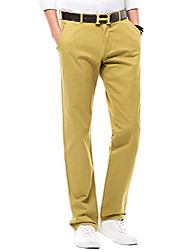 cheap -mens casual pants 100% cotton work pants khaki pants size 29 inseam 30 inches
