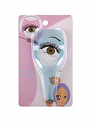 cheap -3 in1 mascara eyelash brush curler lash comb eyelash makeup tool