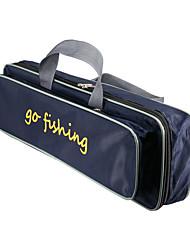 cheap -Fishing Rod Bag Carp Fishing Box Ultra Slim and Light Nylon Fiber 50cm*6.5 cm / Bait Casting