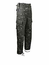 cheap -mens tactical ripstop combat trousers army cadet military camo dpm btp (44 inch waist)