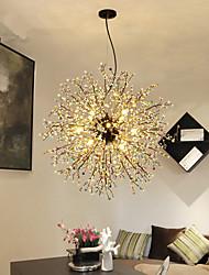 cheap -80cm Single Design Chandelier Dandelion Modern Pendant Light Globle Christmas Decoration 110-120V 220-240V