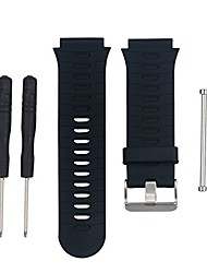 cheap -replacement silicone watch band wrist strap and tool for garmin forerunner 920xt