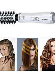 cheap -Hair Dryer Comb Brush Combo Multifunctional Curling Comb Straight Hair Comb Styling Comb