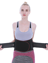 cheap -Steel late Support Waistband Adjustable Self-heating Waistband Support Fixing Belt Fitness Work Belt