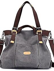 cheap -canvas handbag,  casual hobo purse tote bag top handle handbags crossbody bags for women