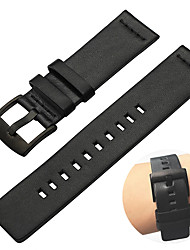 cheap -Smart Watch Band for Polar 1 pcs Classic Buckle Business Band Genuine Leather Replacement  Wrist Strap for POLAR IGNITE POLAR VANTAGE M Polar Grit X PolarUnite
