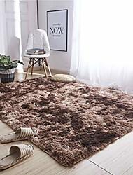 cheap -rectangle tie-dye non-slip soft plush coral fleece plain area rugs - colorful shaggy chair cover couch sofa seat pad mat cushion carpet blanket - home decorator bedroom floor bathroom den