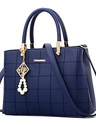 cheap -new women top handle satchel handbags tote purse messenger bags