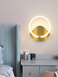 cheap -LED LED Wall Lights Living Room Shops Cafes Iron Wall Light 110-120V 220-240V 10/14/10/14 W