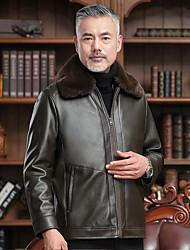 cheap -men's aviator b3 wwii real black shearling sheepskin flight bomber jacket