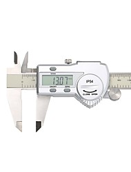 cheap -Digital Stainless Steel Caliper mm/inch LCD Display Vernier Caliper IP54 Waterproof 0-150mm