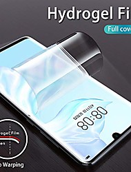 cheap -2-Pcs Hydrogel Film Soft Cover Screen Protector For Samsung Galaxy A72 A52 A32 A02S A01 A11 A21 A31 A41 A51 A71 A21s A30 A50
