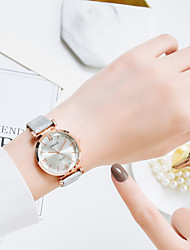 cheap -Women's Quartz Watches Analog Quartz Vintage Style Casual Casual Watch / PU Leather