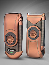cheap -Electric Shaver Men's Shaving Machine 3D Floating Rechargeable Razor Single Blade Reciprocating Shaver With Sideburns Trimmer 0