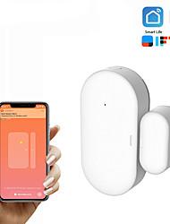 cheap -Smart Door Sensor Detector Wireless Door and Window Sensor Smart Linkage Door Sensor