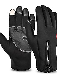 cheap -vbiger men's outdoor winter warm touch screen cycling outdoor gloves medium