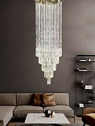 cheap -9-Light 60 cm Unique Design Chandelier Crystal Electroplated LED 110-120V 220-240V