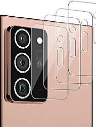 cheap -galaxy note 20 ultra camera protector 9h hardness tempered glass hd clear bubble free lens protective film for samsung galaxy note 20 ultra 5g,4pcs