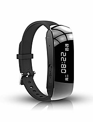 cheap -bracelet digital recorder hd recording bracelet 4gb-32gb multi-function recorder intelligent noise reduction lecture, conference, course, interview (black),32gb