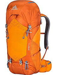 cheap -mountain products stout 45 liter men's backpack, prairie orange, one size
