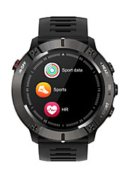 cheap -LOKMAT Zeus Water-resistant Smartwatch for Android/iPhone/Samsung Phones, Long Battery-life Sports Tracker Support Heart Rate/Blood Pressure Measure